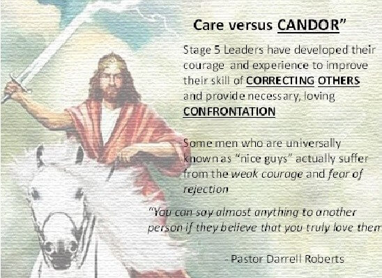 Caring versus Candor? Which is best?